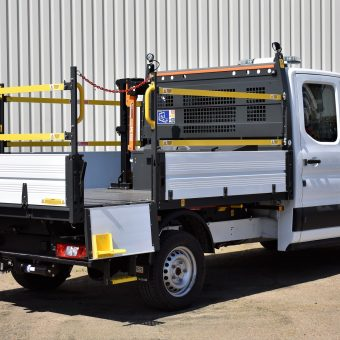 Ford OSS Tipper 1-Way with options- VFS Ltd 1-c