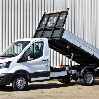 Front Ford OSS Tipper 1-Way - VFS Ltd 1