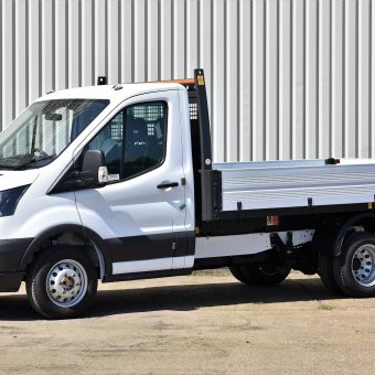 Front Ford OSS Tipper 1-Way - VFS Ltd