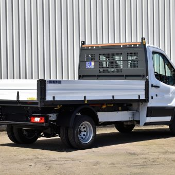 Rear Ford OSS Tipper 1-Way - VFS Ltd 1