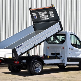 Rear Ford OSS Tipper 1-Way - VFS Ltd 2