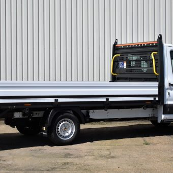 Rear Ford OSS Dropside with Tail-lift - VFS Ltd