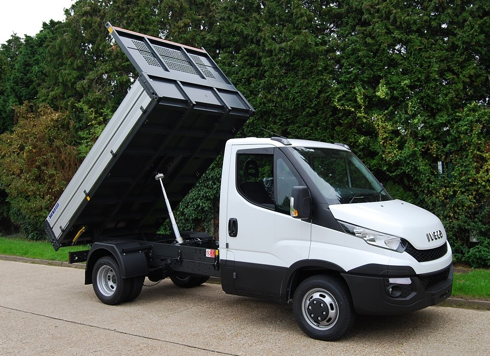 Bison HSS Tipper Iveco by VFS 1