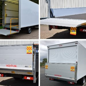 Tail-lift VFS Ltd