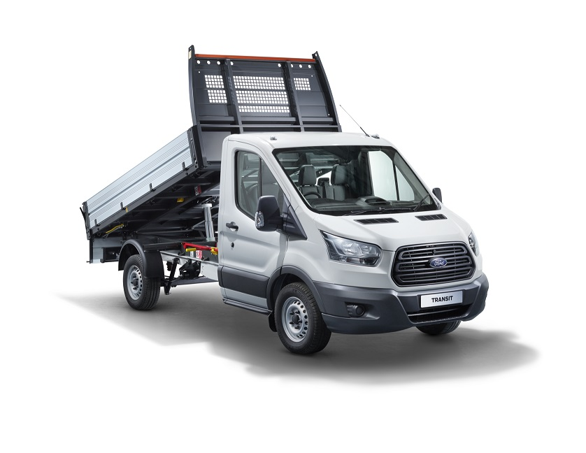 Ford OSS Tipper by VFS Ltd